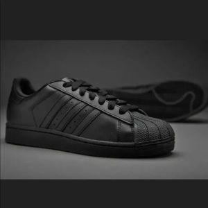 Adidas Originals Superstar II Low Cut Shoes Mens